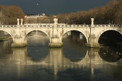 Sant'Angelo Bridge, Rome